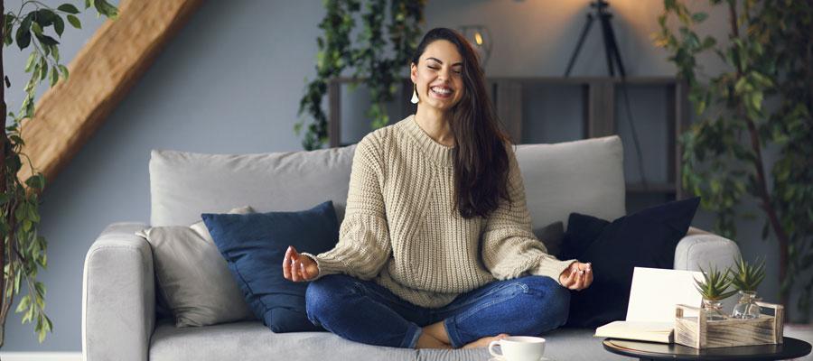 Yoga à domicile